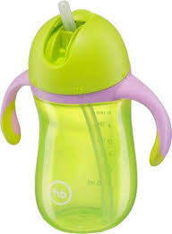 <b>Поильник Happy Baby Straw</b> Feeding Cup, Lime 14006 - отзывы ...