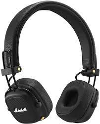 Купить <b>Гарнитура MARSHALL Major III</b>, 3.5 мм/Bluetooth, черный в ...