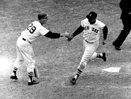 essay by john updike defined heroism in ted williams the new ted williams crossing home plate after hitting a homer in his last at bat credit associated press