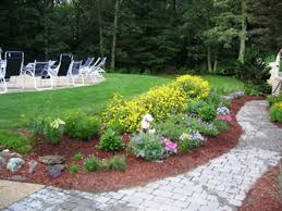 Small Picture garden design ideas for long thin gardens photo 4 long thin