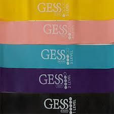 <b>Набор фитнес-резинок Gess</b> Flex Set GESS-092 купить в ...