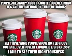 Image result for starbucks cups memes
