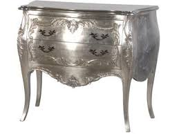 bedroom furniture silver touch
