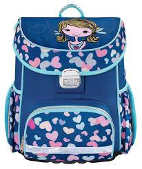 Купить Ранец <b>Hama LOVELY GIRL синий</b>/голубой в интернет ...