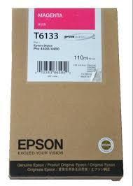 <b>T6133</b> Magenta   C13T613300 (<b>Epson</b>) - оригинальный струйный ...