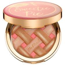 <b>Too Faced Sweetie Pie</b> Bronzer Radiant Matte Bronzer-– Peaches ...