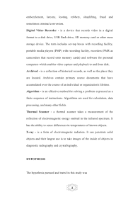 thesis my documentation 15 embezzlement