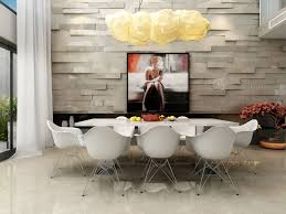 Dining Room Feature Wall