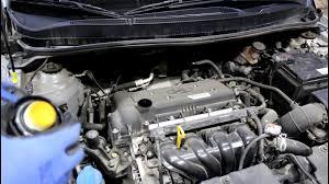 Замена масла и <b>фильтров</b> в двигателе Hyundai Solaris 2016 года ...