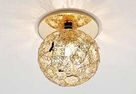 DESIGN <b>D1002</b> G Декоративный <b>светильник</b> (золото), <b>Ambrella</b> ...