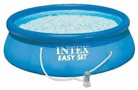 Бассейн <b>Intex Easy Set</b> 28168/56912/54916 — купить по выгодной ...