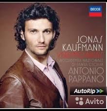 "CD диск ""Verismo arias"" - <b>Jonas Kaufmann</b> – купить в Москве, цена ..."