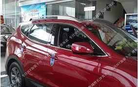 <b>Рейлинги на крышу CHN</b> для Hyundai Grand Santa Fe (2012 - 2018)