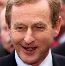 Enda Kenny's Fine Gael extended its support, according to a new poll - Irish%2BNews%2B7-1