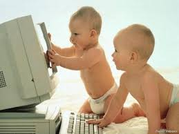 Image result for kid with internet
