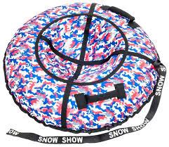 Стоит ли покупать <b>Тюбинг Snow Show Стандарт</b> 120 см? Отзывы ...