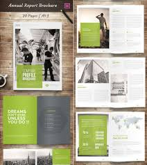 annual report templates awesome indesign layouts annual report indesign brochure template design