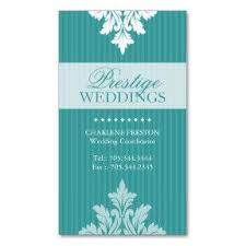 Wedding Planner Business Card Spa Business Cards