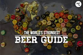 The 10 Strongest Beers in the World Will Get You Drunk Fast ...
