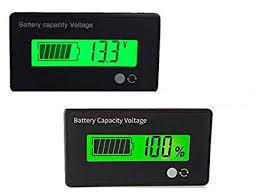 <b>48V Battery</b> Fuel <b>Gauge Indicator Meter</b> For Lead Acid <b>Battery</b>(SLA ...