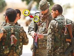 PYD'nin batılı teröristleri