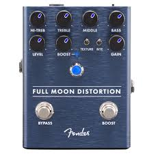 Процессоры <b>эффектов</b> и <b>педали</b> для гитары <b>FENDER Full</b> Moon ...