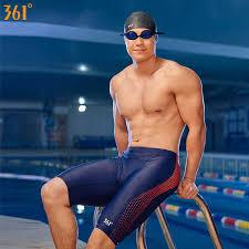 <b>361 Men Swimming Trunks Male</b> Jammer <b>Chlorine</b> Resistant Boys ...