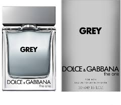 D&G <b>Dolce&Gabbana The One For</b> Men Grey in duty-free at ...