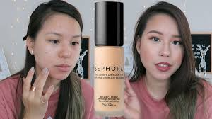 <b>SEPHORA COLLECTION 10</b> HR Wear Perfection Foundation| Oily ...