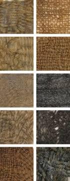 NHM Hallstatt Archeology - Textilqualitäten