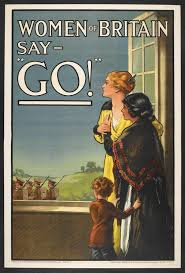 propaganda for patriotism and nationalism the british library women of britain say