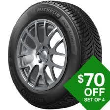 <b>Michelin Pilot Alpin 5</b> SUV - 275/50R19/XL 112V Tire - Sam's Club