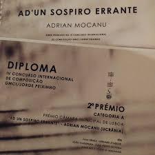 un <b>sospiro</b> errante (2019) for mezzo-<b>soprano</b> and ensemble by ...