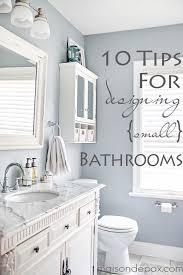 10 tips for designing a small bathroom bathroom lighting ideas small bathrooms