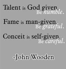 John wooden quotes on Pinterest | Character Quotes, One Sided ... via Relatably.com