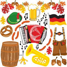 iCLIPART - Royalty Free Clipart Image of an Oktoberfest Collage ...