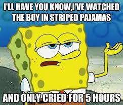 Tough Spongebob memes | quickmeme via Relatably.com