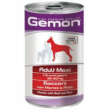 <b>Консервы Gemon Dog</b> Maxi для Собак Крупных Пород Кусочки ...