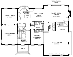 Georgian Colonial House Plans Colonial Home Floor Plans  colonial    Georgian Colonial House Plans Colonial Home Floor Plans