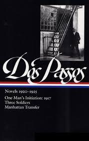 <b>John Dos Passos</b>: Novels 1920–1925   Library of America