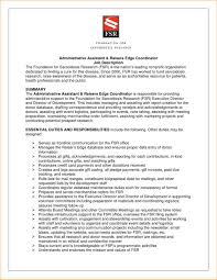 administrative assistant job description business proposal s administrative assistant job description for real estate