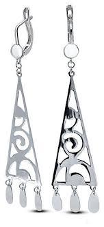<b>Silver WINGS Серьги</b> из серебра 22set11442-113 — <b>Серьги</b> ...