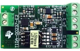 TIDA-00237 Ultra-Small 1W, <b>12V</b>-36V Iso <b>Power Supply</b> for Analog ...