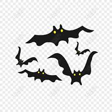 Free <b>Halloween Element Bat</b> Cartoon Funny Evil Silhouette PNG ...