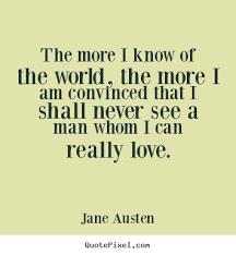 Love Quotes From Jane Austen. QuotesGram via Relatably.com