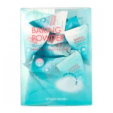 Скраб для <b>лица Etude</b> House Baking Powder Crunch Pore Scrub ...