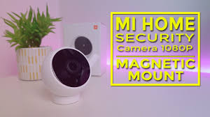 <b>Mi Home Security</b> Camera 1080P (Magnetic Mount) - with AI Face ...