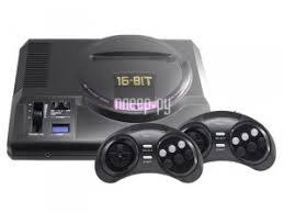 <b>Игровая приставка SEGA Retro</b> Genesis HD Ultra + 150 игр