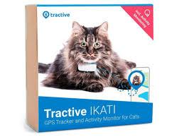 Купить <b>GPS</b>-<b>трекер</b> для кошек <b>Tractive</b> недорого в интернет ...