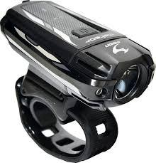 Велосипедная фара передняя <b>Moon</b>-sport <b>Meteor 300</b>, черный